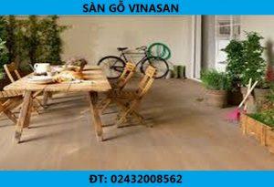 Sàn nhựa vân gỗ lắp đặt cho quán cafe, cửa hàng
