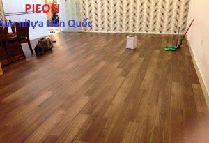 Báo giá thi công sàn nhựa tại Quận Hai Bà Trưng Hà Nội