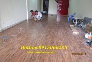 Công ty sàn nhựa Phúc Linh
