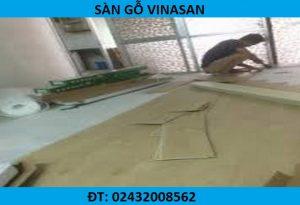Thi công sàn nhựa tại Tuyên Quang