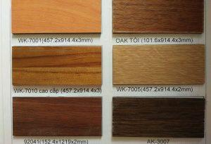 Sàn nhựa giả gỗ Aroma giá rẻ tại Hà Nội – Tư vấn lắp đặt
