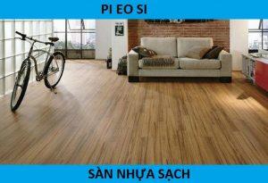 sàn nhựa vân gỗ giá rẻ nhất Hà Nội