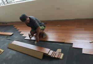 Sàn gỗ chịu nước cao cấp – Dịch vụ làm sàn công nghiệp giá rẻ