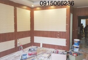 Cách ốp tường nhựa vân gỗ – Báo giá thi công sàn nhựa