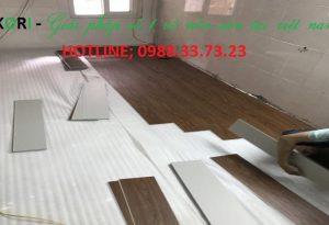 Sàn gỗ công nghiệp Hải Dương, giá sàn gỗ cốt xanh #sannhua.edu.vn