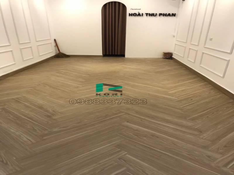 Mẫu ván sàn nhựa giả gỗ hà nội giá rẻ,