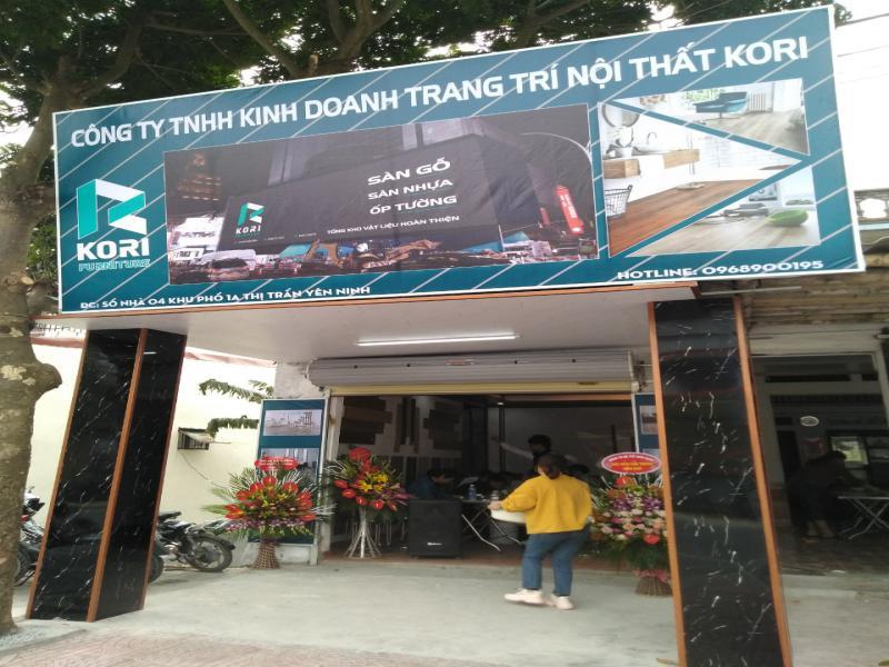 Cửa hàng sàn nhựa tại Bắc Ninh,