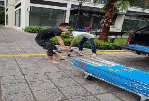 Sàn nhựa tại Tuyên Quang nhập khẩu hàn quốc chỉ từ 99k